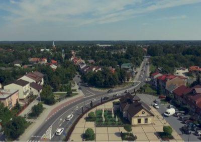 Film promocyjny gminy i miasta Połaniec, Połaniec, lipiec 2019
