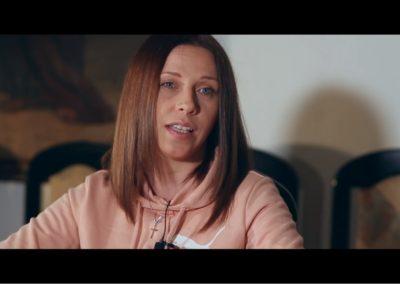 Wywiad z Anną Golędzinowską, Sanok